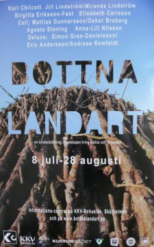 Bottna Land Art